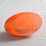 طبيعيّة برتقاليّ يميل إنارة ظل زجاجيّة [نك030]