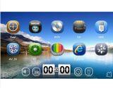 Huivering 6.0 GPS van de Auto met DVD RadioRDS 3G