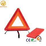 Triangolo d'avvertimento del riflettore dell'automobile per sicurezza stradale