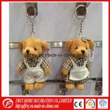 Oferta promocional do chaveiro ursinho de brinquedo