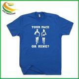 Coton personnalisée 3D T-shirt avec imprimé drôle de conception