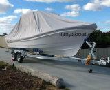 China Liya 7,6m Panga Barco Fihing Fibra de barco para venda