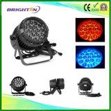 防水屋外のSatgeライト19*15W LED同価のズームレンズの据え付け品