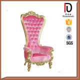 Salon-populären Gebrauch-Thron-Stuhl nageln