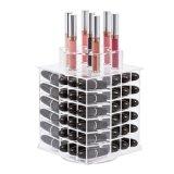 De in het groot Moderne Modieuze Acryl AcrylMake-up Van uitstekende kwaliteit Organziers van het Rek van de Lippenstift
