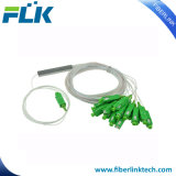 divisor óptico del PLC del Mini-Módulo de la voz pasiva Sc/APC de fibra de 1*8 1*32