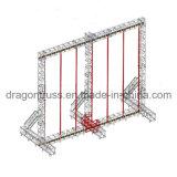 Алюминиевый ПА опорной колонны персонализированные линейный массив опорной колонны a