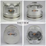 Pistone giapponese dei ricambi auto Td27 del motore diesel nuovo per Nissan con l'OEM 12010-6t000/12010-6t010