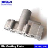 Il pezzo fuso del metallo del pezzo fuso di alluminio della parte della pressofusione