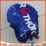 Kundenspezifische Firmenzeichen-Baumwolle 100% gedrucktes Förderung-Badetuch