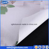 広告材料の絹はファブリックEcoファブリック壁ペーパー、デジタル印刷できる壁紙を好む