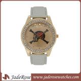 Regarder la mode en alliage de regarder le nouveau style montre-bracelet cuir Watch
