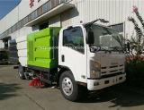 Carro de la limpieza del vacío M3 del carro 6 del barrendero de camino de Isuzu 4X2
