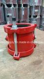 Accoppiamento duttile del tubo del ferro con la presa