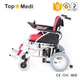 2017 хозяйственных отделяемых кресло-коляск силы/складывая электрической кресло-коляска для с ограниченными возможностями