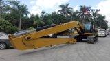 boum et bâton d'extension d'excavatrice de 15m-21m longs avec Cat345dl/Cat320/Cat336