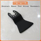Lámina rígida oscilante del raspador del desbloquear rápido de Multitool del acero de alto carbón