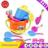 子供のプラスチック夏各おもちゃセットは楽しい時を過す