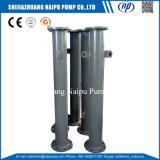Vertikales zentrifugales Schlamm-Pumpen-Abflussrohr