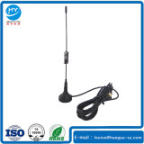 GSM 2dBi Magnetische Antenne met 2 het Mannetje van de Kabel SMA van de Meter Rg174