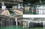 Zonas 45 a pé através do Detector de Metal SA300S Airport detectores de metal
