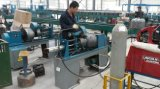 12.5kg/15kg LPGのガスポンプの製造設備ボディ製造業ラインハンドルか監視または機構の溶接機