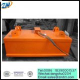 Neue Art-Hochtemperatur-rechteckiges Elektromagnet MW22-250100L/2, das zum Aufzug-Walzdraht-Ring anhebt