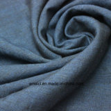 Tela teñida llana de lino con la fibra de Terylene