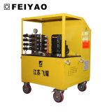PLC 수압 승강기 통제 시스템