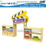 Étagère en bois Jeu de rôle pour les enfants Les enfants de l'étagère en bois (SC-2401-1C)