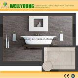 Schnell und einfach DIY selbstklebende Fußboden-Fliese-Badezimmer-Fliesen installieren