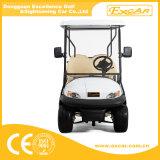 Тележка гольфа электрического общего назначения с задним местом Flop Flip