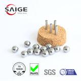 AISI52100 5m m G100 que muelen la bola de acero decorativa