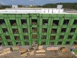 Balkon-Geländer für Wohnung