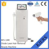 Большой размер фокального пятна разрежение 808 Диодный лазер для удаления волос машины