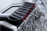 3 dans 1 machine électrique d'évacuation de lymphe de la stimulation SME de muscle de Pressotherapy d'infrarouge lointain