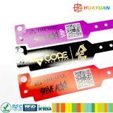 HF RFID SLIX 13.56Мгц ICODE фестиваль парк одноразовые браслет