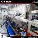 Water ring Cutting Pelletizer plastic film parallel twin Screw granulator