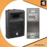 15 Spreker pS-0615au van de FM van de duim USB BR de Plastic Actieve 200W
