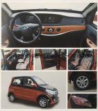 Las cuatro ruedas coche eléctrico, de 4 ruedas del vehículo de movilidad, los automóviles, para el hombre viejo