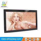 실행을 광고하는 가득 차있는 HD 1080P 영상 21.5 인치 디지털 사진 프레임 (MW-2151DPF)