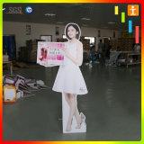 Scheda resistente della gomma piuma del PVC del tempo di Customed per la promozione