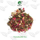 نجاح باهر, 100% طبيعيّة, عضويّة, عشبيّة/[فرويت/] زهرة [بلند] شاي