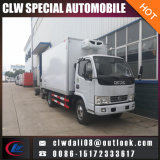 La Chine le meilleur moyen de camions réfrigérés Van, réfrigérateur chariot
