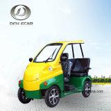 電気ゴルフカートの小型乗用車