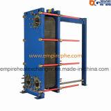 Higienicのステンレス鋼の産業版の熱交換器