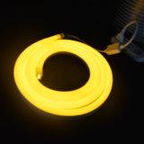 옥외 실내 훈장 110V 360 정도 14mm SMD2835 둥근 LED 네온 코드, 코드 LED 네온 밧줄 빛