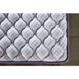 Matelas Pocket de mousse de mémoire de ressort de 12 pouces avec roulé vers le haut du bourrage pour les meubles à la maison