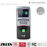 Биометрический считыватель отпечатков пальцев контроль доступа по протоколу TCP/IP