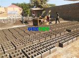 Малый блок машины Qmy4-45 цемента полой производстве кирпича машины